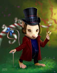 Cap Cap Willy Wonka by maril1
