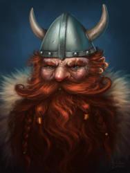 Dwarf by maril1