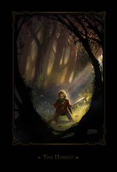 The Hobbit by maril1