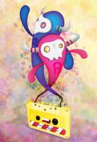 Cassette Demons by cubecrazy2