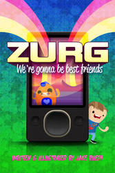 ZURG COVER by cubecrazy2