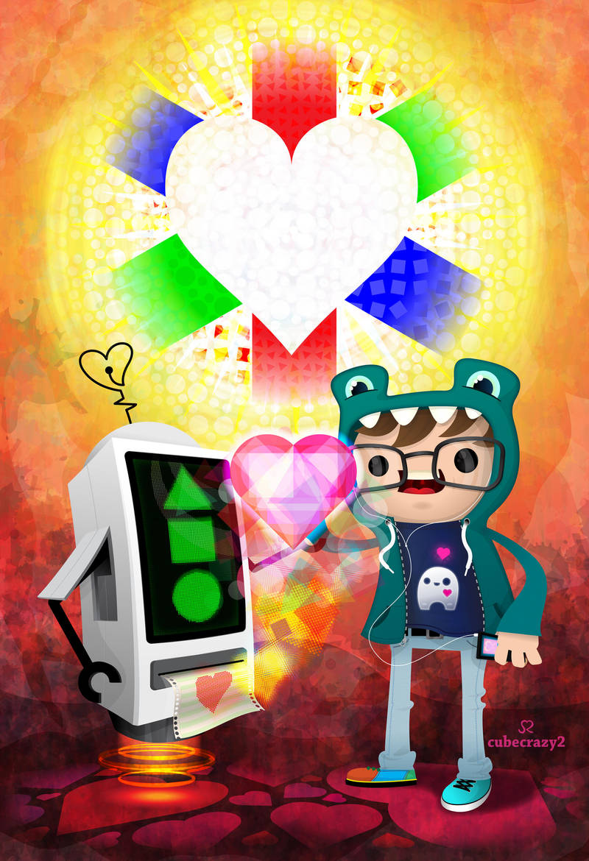 Heart by cubecrazy2