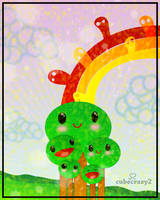 Rainbow Spirits by cubecrazy2