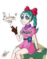 Bulma !  by BizChan123