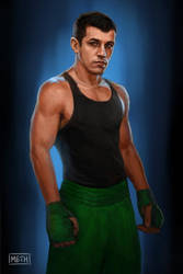 Little Mac by MikeMeth