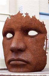Giant iron mask 2 by jdbartlett