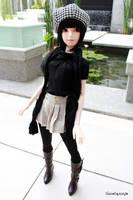 Yu Fashion for August by wawa-station