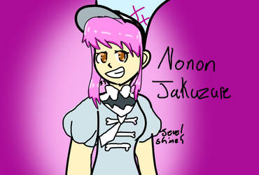 Nonon Jakuzure by JeweltheEpic