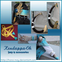 Kendappa-Oh Accessories by Hana-May