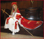 The High Priestess by Hana-May