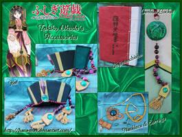 Takiko Okuda Accessories by Hana-May
