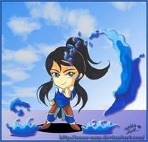 Avatar - Korra by Hana-May