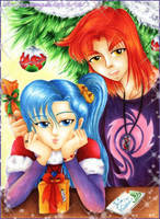 Feliz Navidad by Hana-May