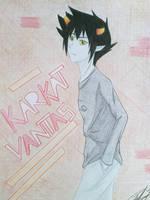 Karkat Vantas by NaruHina1526