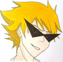 Dirk Strider by NaruHina1526