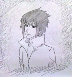 Sasuke-kun by NaruHina1526