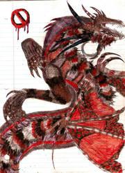 corl dragon? by XxTheLostxX