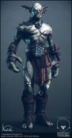 Goblin Shaman Real by MPalm
