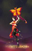 Knite: Xiao Die by Haiyun