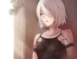 NieR: Automata: A2 by Haiyun