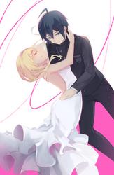 DRV3: Lovers' Dance by Haiyun