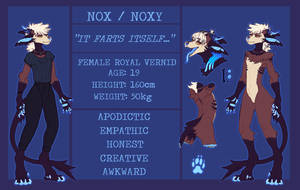 NOX reference 2018 by N-o-x-y