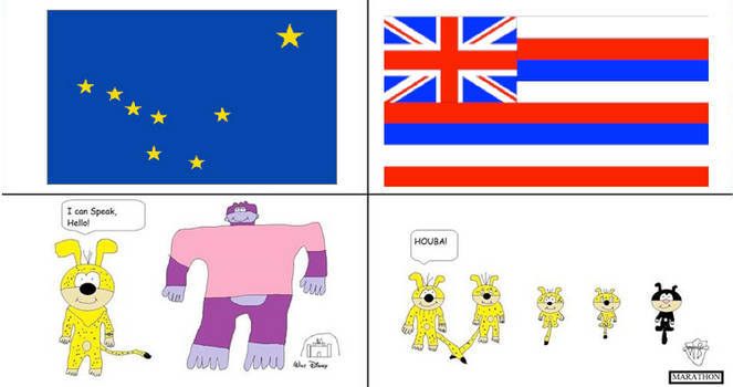 alaska vs hawaii