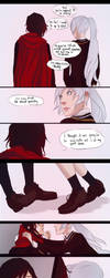 White Rose Comic by plastic-pipes