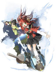 Fanart - Anime North 2008 by shilin
