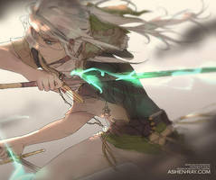 Carciphona - Veloce WIP by shilin