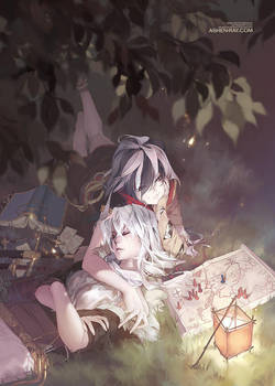 Night before the last battle by shilin