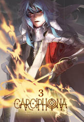 Volume 3 Cover by shilin