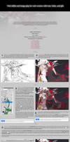 2013 Shilin's drawing tutorial/walkthrough by shilin