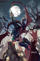 Time For Reckoning by shilin