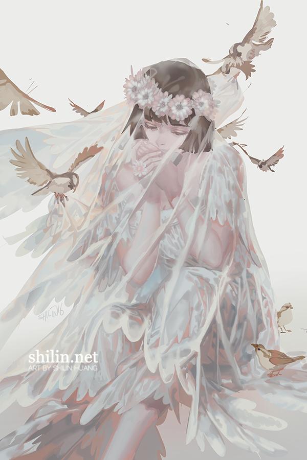 Minstrel - Patreon piece by shilin
