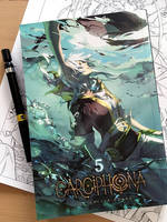 Carciphona volume 5 by shilin