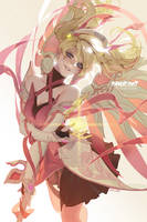 Pink Mercy by shilin