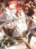 Ragnarok Online - Abyss Lake by shilin