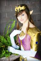 Princess Zelda by BOiKEM