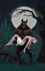 Werewolf by setvasai
