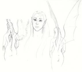 DRAGON ELF -study int by setvasai