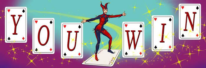 You Win -Joker by setvasai