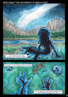 Waterway Prologue pg. 3 by TiamatART