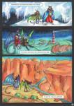 Waterway Prologue pg. 15. by TiamatART