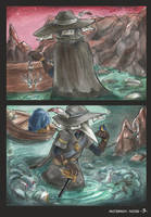 Waterway Noise pg. 3. by TiamatART