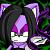 Midnightthecat1 Avatar1 by XxMidyBluexX