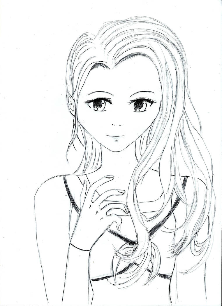 Zeichnung - 23 by Luna-Lotus