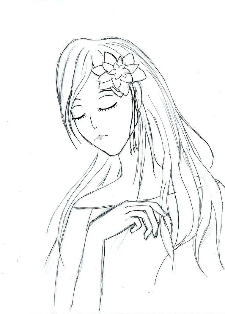Zeichnung - 26 by Luna-Lotus