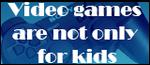 Video games stamp by zavraan