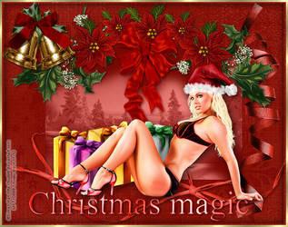 Christmas Magic by 13Chrissy12